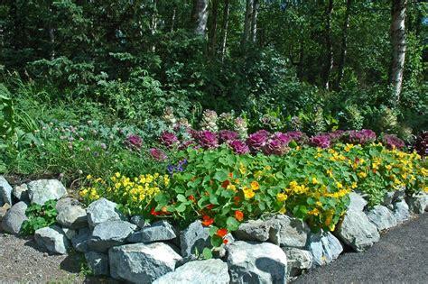 Anchorage Botanical Gardens Kenai Peninsula Larry Jan Tvc Net