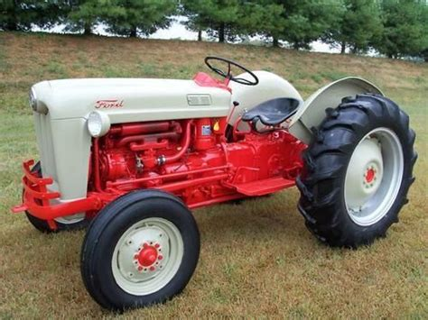 1953 ford 8n golden jubilee ford tractors and ford tractors on pinterest