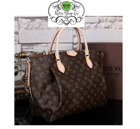 louis vuitton turenne bag monogram canvas  sale