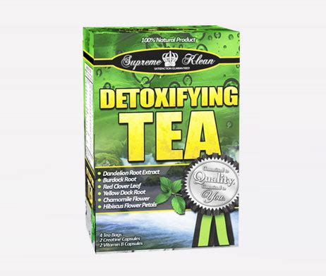 Best Detox Kit For Xanax by Power Flush Detox Tea Pass Etg Test Pass A