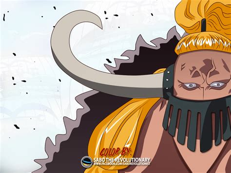 imagenes de jack one piece jack the drought kaido pirates by liodology on