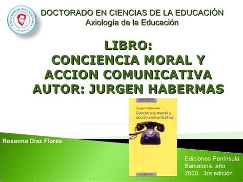 libro conciencia conscience la libro conciencia moral y accion comunitacativa