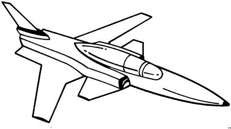 free coloring pages jets einfacher jet ausmalbild malvorlage die weite welt