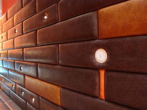 leather walls leather wall panels architecture house designs pinterest