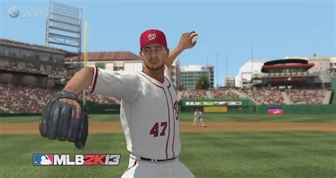 mlb 2k12 2013 roster update xbox 360 major league baseball 2k13 screenshot 48 for xbox 360