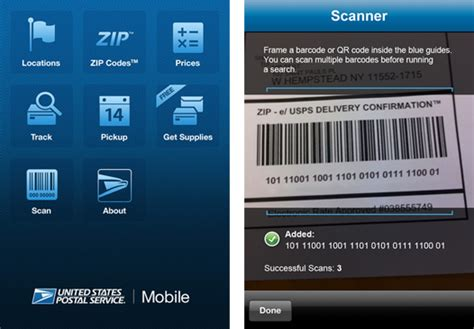 u s postal service updates its iphone app with the