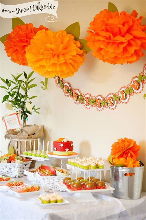 fall themed baby shower fall 21 and festive decorating ideas