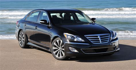 2014 hyundai genesis sedan photos top auto magazine