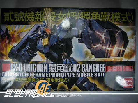 Unicorn Banshee 1 100 Daban Model Mg Master Grade gundam daban model tt hongli anaheim electronics ms