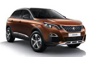Peugeot 3008 Images Official New Peugeot 3008 Suv
