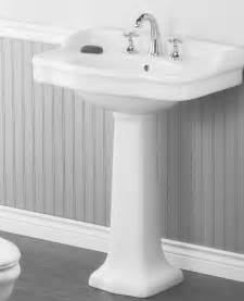 Studio Pedestal 10 Easy Pieces Traditional Pedestal Sinks Remodelista