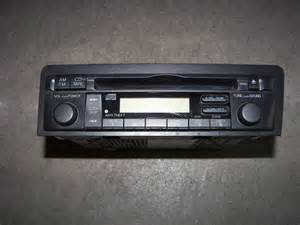 Honda Civic Radio 01 05 Honda Civic Oem Radio And Cd Player Civic Forumz