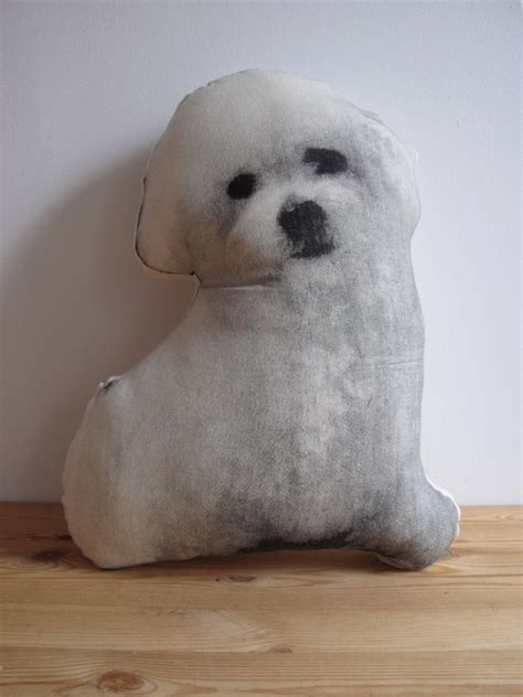 Customized Pillow Pets by Custom Silkscreen Pet Pillow Lets You Cuddle A Real Like Pet