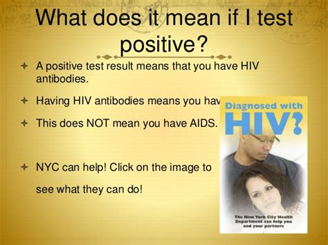 How Do Most Find Out They Hiv How To Get Tested For Hiv