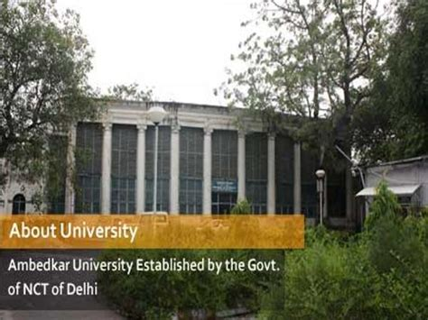Ambedkar Delhi Mba Sle Papers ambedkar delhi offers mba admission 2014