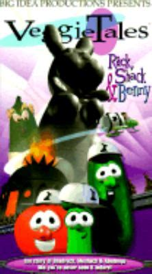 Veggietales Rack Shack And Benny 1998 Vhs by Rack Shack And Benny By Veggietales Reviews