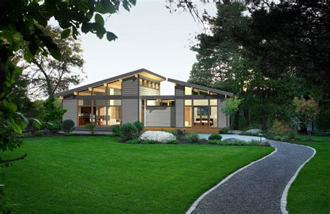 modern green home design lindal homes reinventing the a frame as a modern green