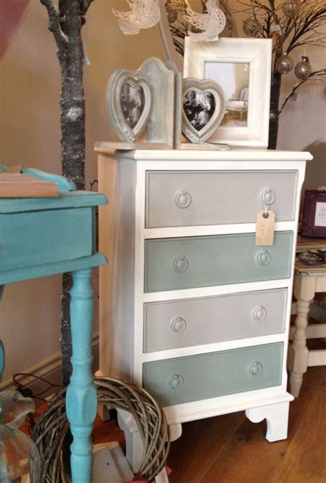 duck egg blue bedroom furniture drawers painted in old white duck egg blue and paris grey