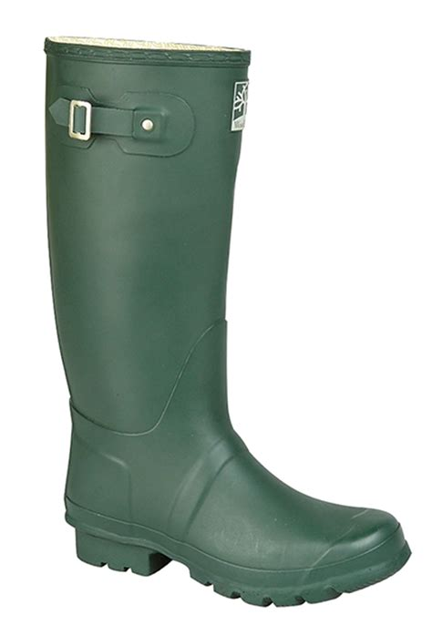 mens rubber boots wide width mens woodland rubber wellies wellington boots wide
