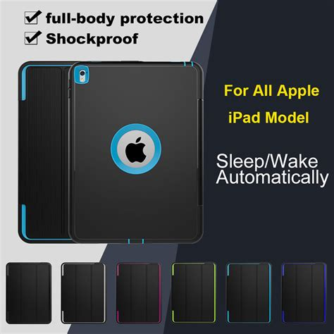 Mini 1 2 3 4 I Buy Shockproof Handle Foam Stand Casing for apple mini 1 2 3 4 360 176 hybrid smart shock proof cover ebay