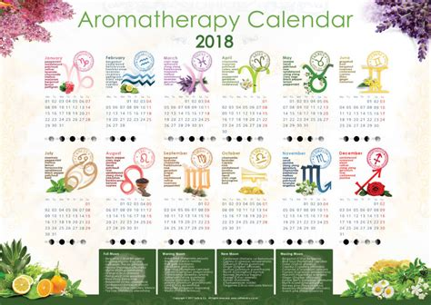 cancer zodiac 2018 weekly planner calendar organizer and journal notebook with inspirational quotes to do lists with cancer zodiac cover cancer zodiac gifts volume 1 books aromatherapy calendar 2018 with zodiac signs essential