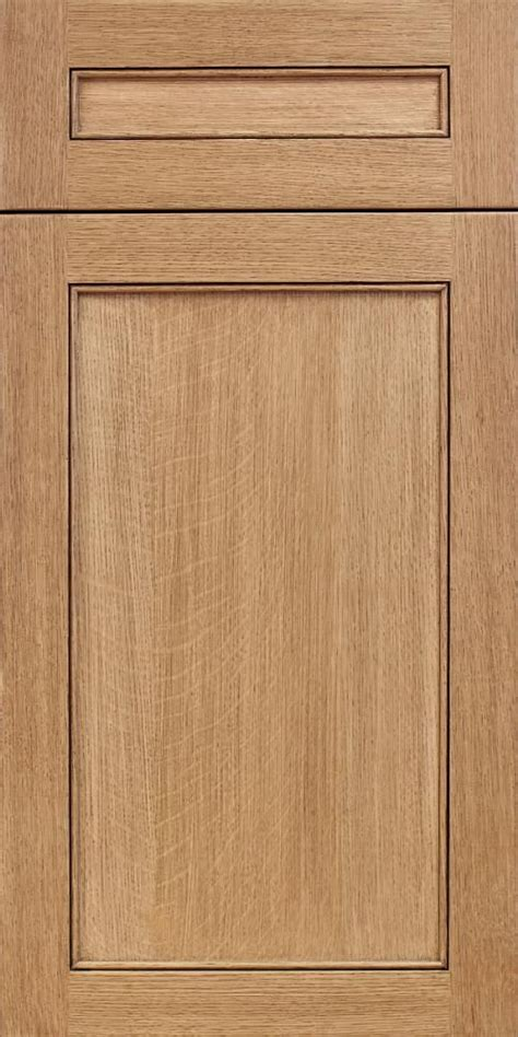 quarter sawn oak kitchen cabinet doors our cascade door shown in our newly launched quarter sawn