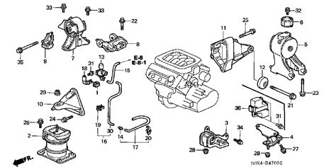 2006 honda odyssey engine diagram assitance before i replace engine mounts page 2 in 2006
