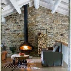 1000 ideas about freestanding fireplace on