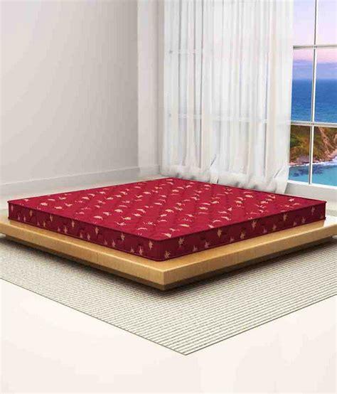 Sleepwell Bonded Foam Mattress by Sleepwell Gold Plus Foam Mattress 78x36x4 Inches