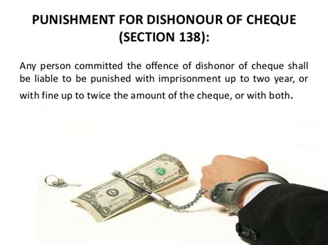 what is section 138 for cheque bouncing when cause of action arises under section138 of the