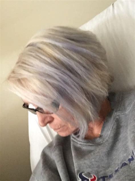 coloring your hair gray coloring gray hair thriftyfun
