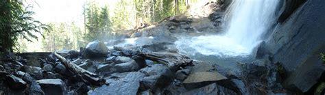 Trail Plumbing by Bridal Veil Falls Trail Washington Terry Plumbing