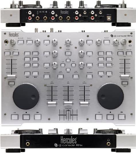 dj console rmx hercules hercules dj console rmx image 24708 audiofanzine
