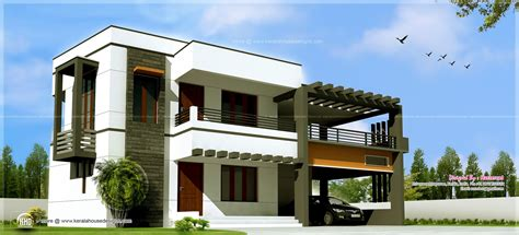 3012 sq feet contemporary house home kerala plans