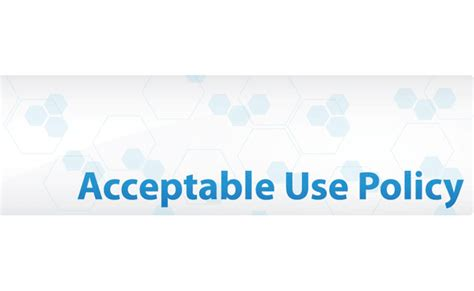 acceptable use policy template for user level passwords