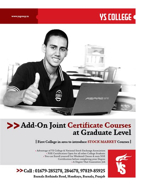 flyer design university ys college flyer design