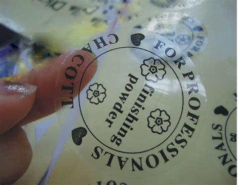 Printer Untuk Cetak Stiker jual cetak print stiker transparan untuk label wallpaper grafindojogjacom