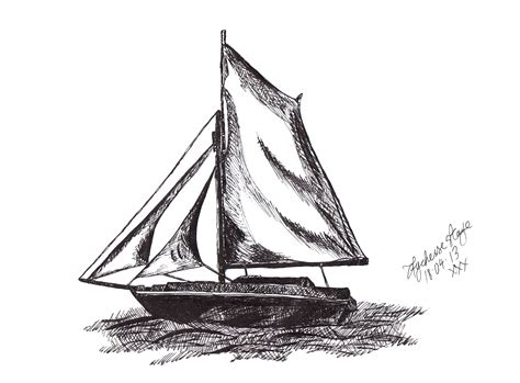 boat with drawing speed drawing boat aychesse kaye