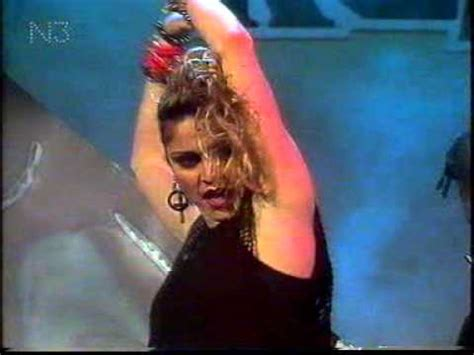 Madonnas Televised Appearance by Madonna 1983 Early Years Live Germany