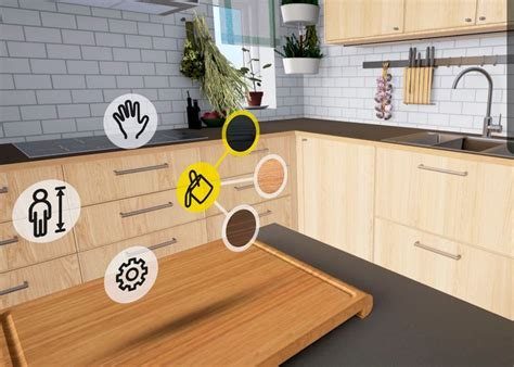 ikea kitchen design app ikea vr experience uses the htc vive virtual reality