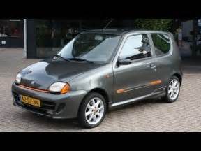 Fiat Seicento Sporting Abarth Fiat Seicento 1100 Ie Sporting Abarth