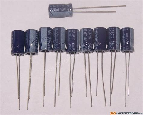 220uf 10v electrolytic capacitor new g luxon electrolytic radial capacitor 220uf 10v 85 176 c 10 pieces