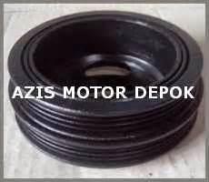 Tali Kipas Fan Belt Set Hyundai Avega bunyi cit cit fan belt pulley kruk as azis motor depok