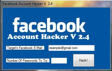 free full version facebook hacking software download facebook free hack facebook account hacker v2 4 free