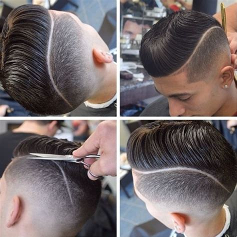part shaved hairstyles for women 77 best images about best barber cuts on pinterest
