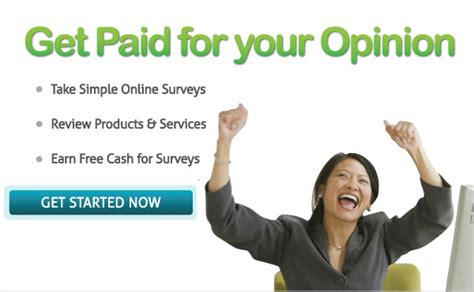 Online Surveys And Get Paid - top 5 online paid surveys in uk for free