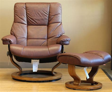 stressless kensington recliner stressless paloma cognac leather by ekornes stressless