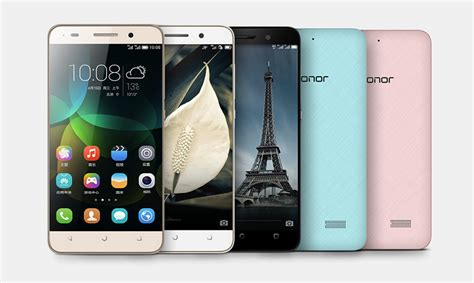 Lcd Ts Huawei Honor 4c Gold huawei honor 4c launched in china promises to offer