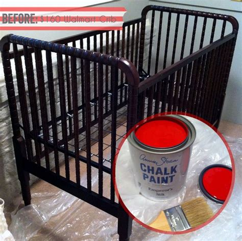 Safe Paint For A Crib by Beautiful Safe Paint For Baby Crib 6 Painting With Chalk Paint A Crib Newsonair Org