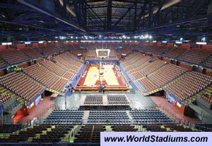mediolanum bari world stadiums mediolanum forum in assago